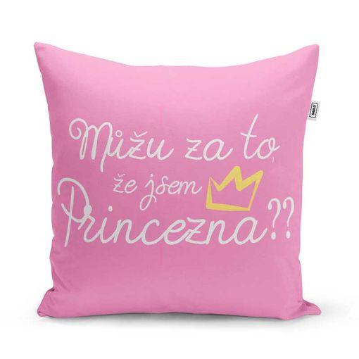 Můžu za to, že jsem princezna