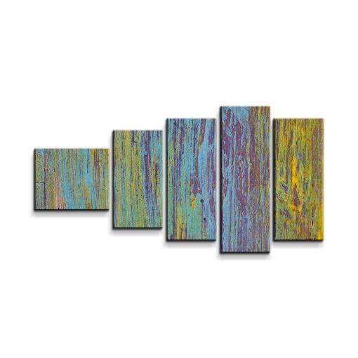 Dřevěná abstrakce