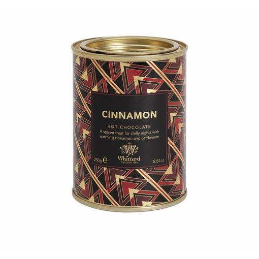Horká čokoláda s příchutí skořice a kardamonu