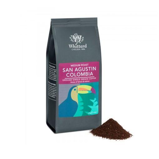 San Agustin Colombia mletá káva