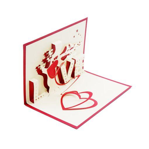 Zamilované přáníčko Love
