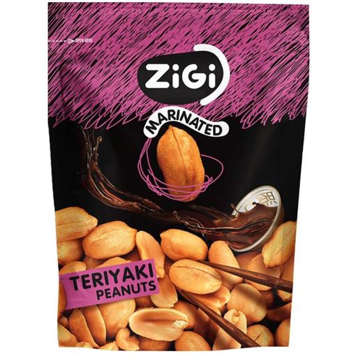 Arašídy Zigi - Teriyaki