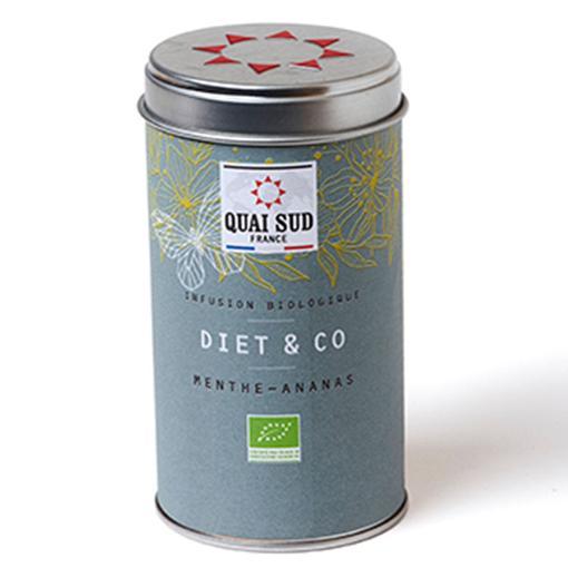 Organický dietní čaj