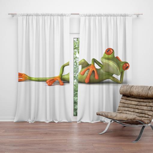 Ležící žába