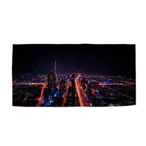 Rozsvícené město