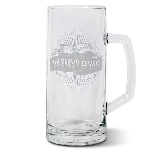 Vášnivý pivař