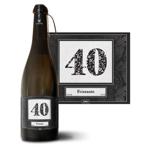 k 40. narozeninám