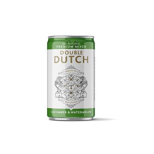 Double Dutch - Tonic s příchutí okurky a melounu