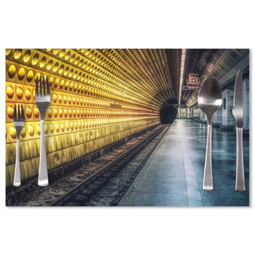 Pražské metro