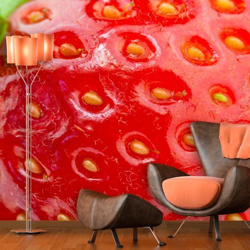 Detail jahody