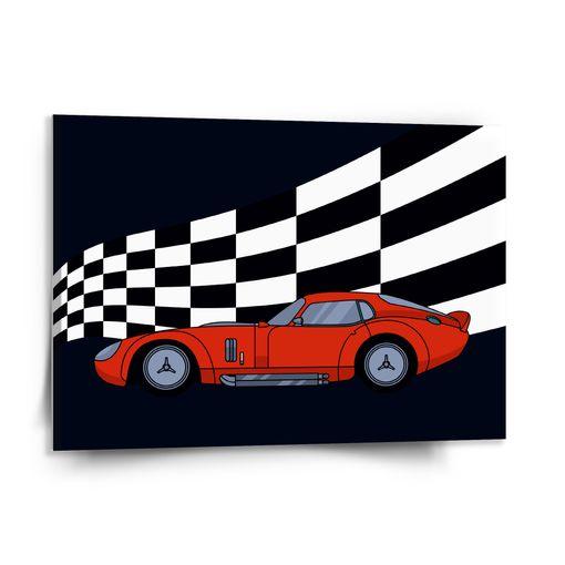 Závodní auto