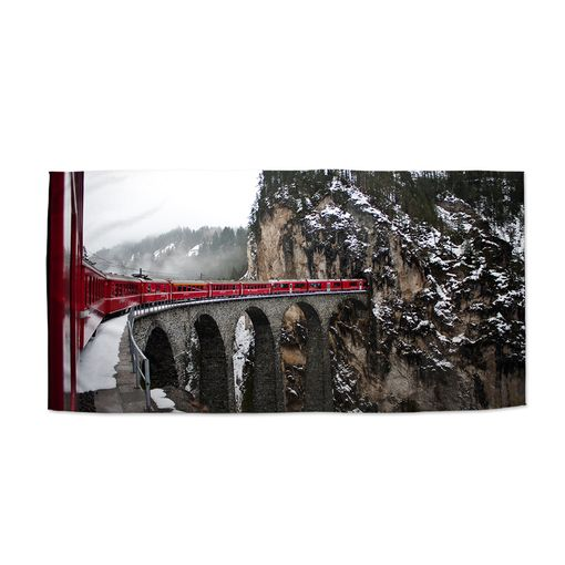 Vlak na mostě 2