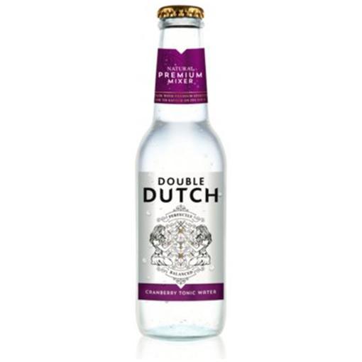 Double Dutch - Cranberry tonic