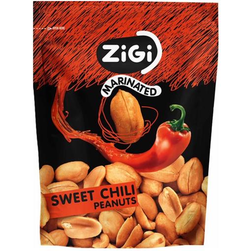 Arašídy Zigi - Sweet Chili