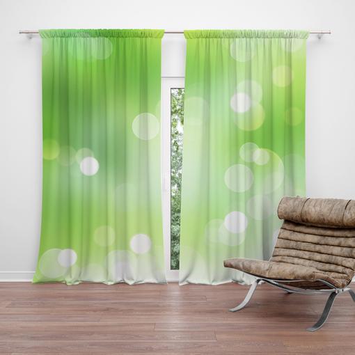 Zelená abstrakce 2