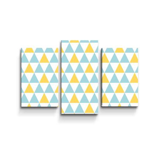 Dvoubarevné trojúhelníky