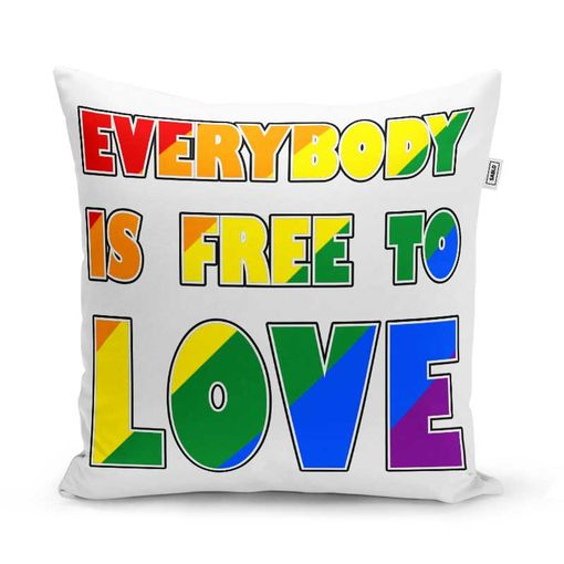 Everybody is free to love