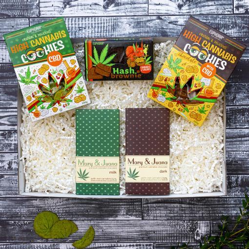 Cannabis full box