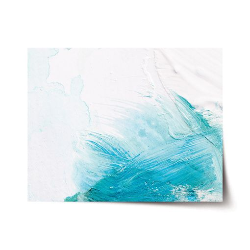 Abstraktní barvy
