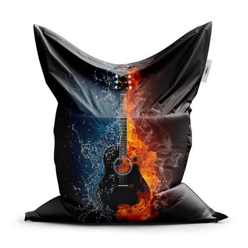 Ohnivá kytara