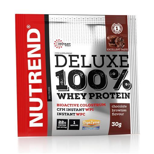Deluxe 100% WHEY - bílkoviny čokoláda