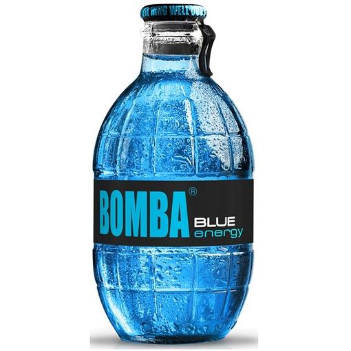 Bomba energy Blue