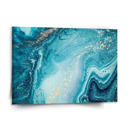 Modrý pigment