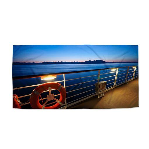Pohled z lodě