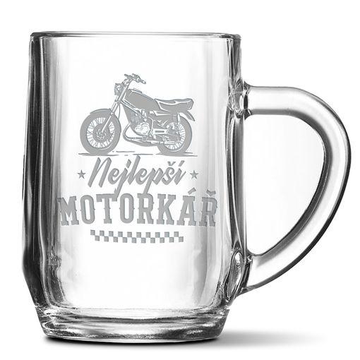 Nejlepší motorkář