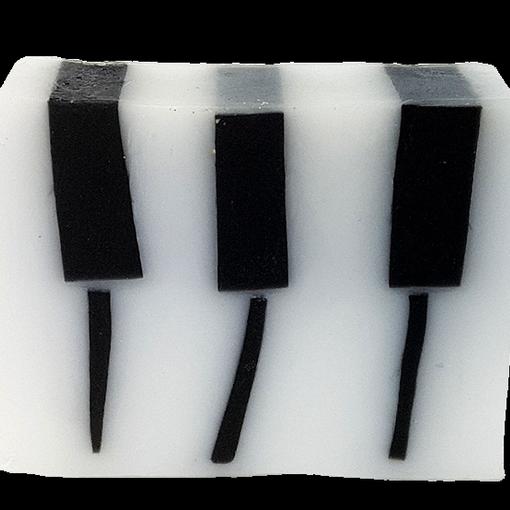 Glycerinové mýdlo - Piano