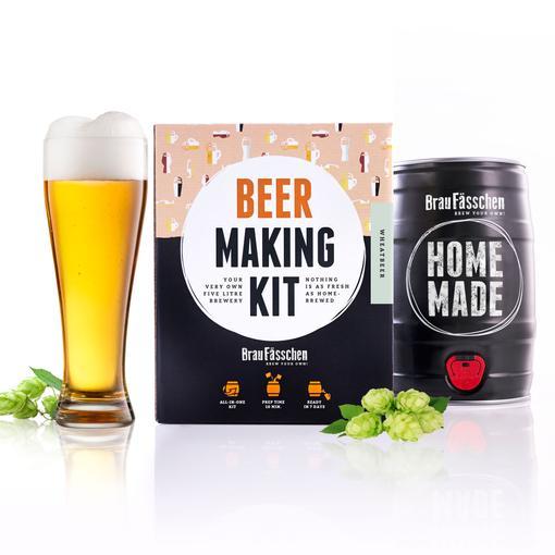 Domácí pivovar - Pšeničné pivo