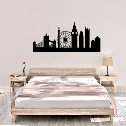 Panorama Londýn