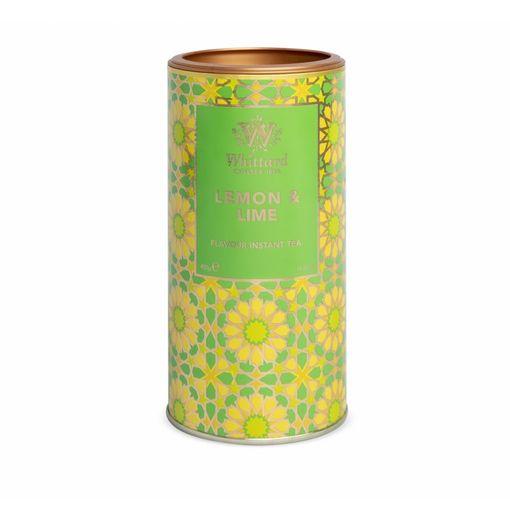 Citrón a limetka instantní čaj