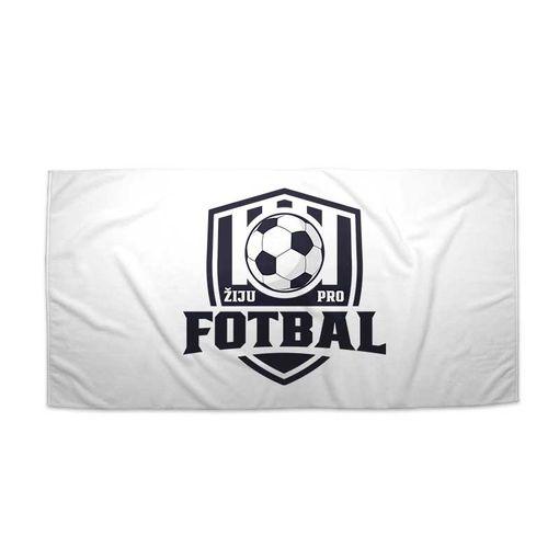Žiju pro fotbal