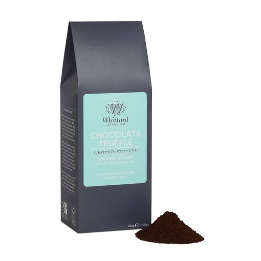 Čokoládová mletá káva