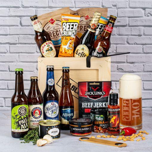 Bedna pro pivaře