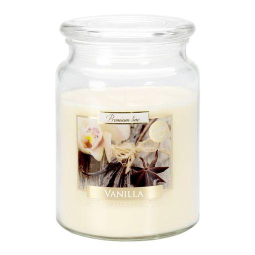 Vonná svíčka v dóze maxi vanilka