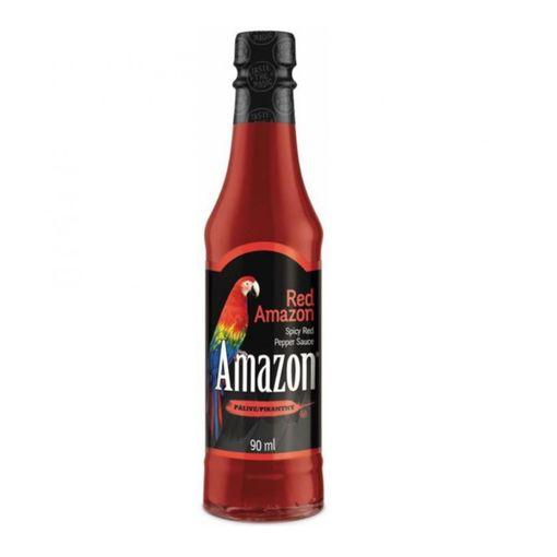 Amazon omáčka červená