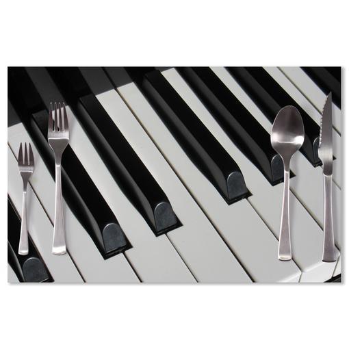 Klávesy piana