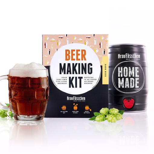 Domácí pivovar - Tmavé pivo