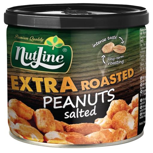 Arašídy NutLine Extra Roast