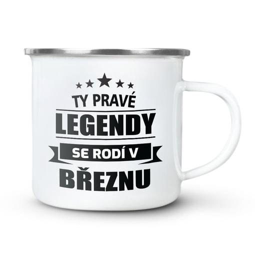 Ty pravé legendy se rodí v březnu