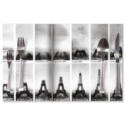 Eiffelova věž stavba