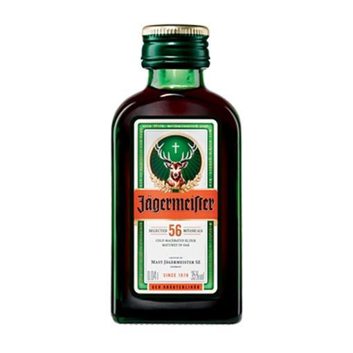 Jägermeister 0,04l 35% Mini