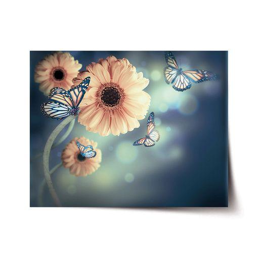 Květinová abstrakce