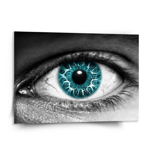Modré oko