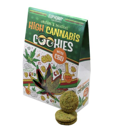 Cereální sušenky cannabis