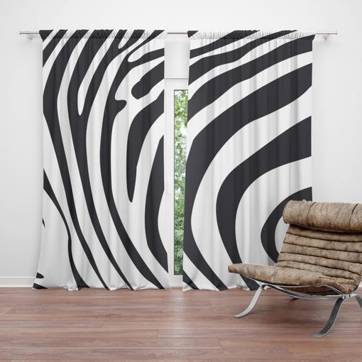 Vzor zebry