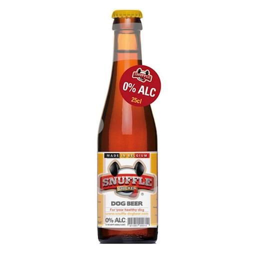 Pivo pro psy Snuffle kuřecí 25 cl